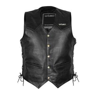 Kožená Moto Vesta W-Tec Rockridge  Black  M M