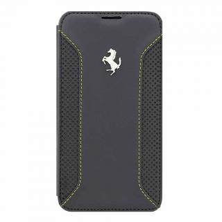 Kožené pouzdro Folio FEF12FLBKS5DG Ferrari pro Samsung G900 Galaxy S5, black