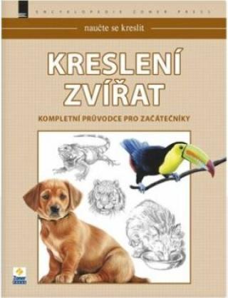 Kreslení zvířat - kolektiv autorů