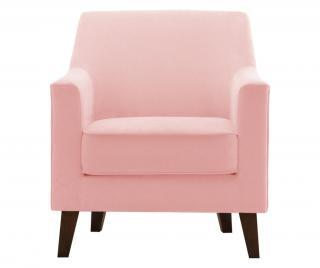Křeslo Kylie Pink Ružová