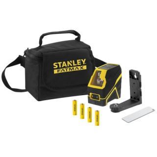 Křížový laser zelený paprsek Stanley FCL-G FMHT77586-1