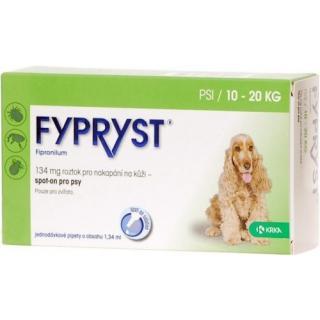 Krka Fypryst spot on pro psy 10-20kg