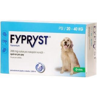 Krka Fypryst spot on pro psy 20-40kg