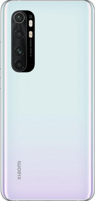 Kryt baterie pro Xiaomi Mi Note 10 Lite, glacier white