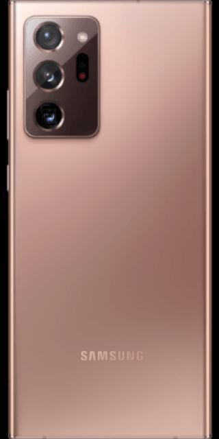 Kryt baterie Samsung Galaxy Note20 mystic bronze