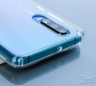 Kryt ochranný 3mk All-Safe Armor Case pro Samsung Galaxy A52 4G/5G, čirá