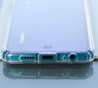 Kryt ochranný 3mk Armor case pro Samsung Galaxy M31s, čirá