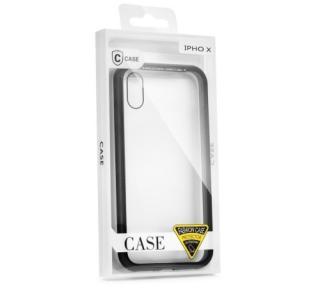 Kryt ochranný MAGNETO pro Apple iPhone 12, 12 Pro, černá