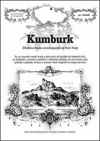 Kumburk -- Zřícenina hradu severozápadně od Nové Paky