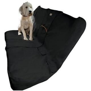 Kurgo Ochranný přehoz na zadní sedadla Wander Bench Seat Cover, černá