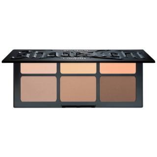 KVD VEGAN BEAUTY - Shade Light Face Contour Palette - Konturovací paletka na obličej