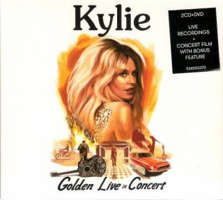 Kylie Minogue Kylie - Golden - Live In Concert