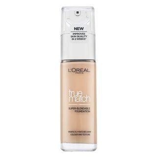 L´Oréal Paris True Match Super-Blendable Foundation - 1D/1W Golden Ivory tekutý make-up pro sjednocení barevného tónu pleti 30 ml