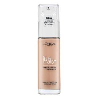 L´Oréal Paris True Match Super-Blendable Foundation - 1R/1C Rose Ivory tekutý make-up pro sjednocení barevného tónu pleti 30 ml