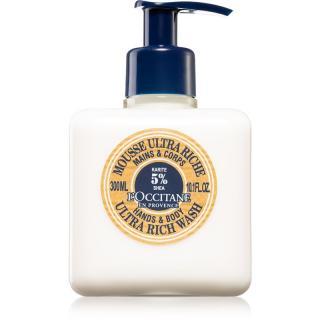 L'Occitane Karité Hands & Body Ultra Rich Wash tekuté mýdlo na ruce a tělo 300 ml dámské 300 ml