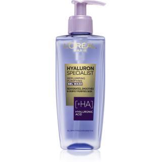 L'Oréal Paris Hyaluron Specialist čisticí gel s kyselinou hyaluronovou 200 ml dámské 200 ml