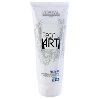 L'Oréal Professionnel Tecni.Art Fix Max gel na vlasy pro fixaci a tvar 200 ml dámské 200 ml