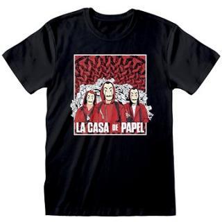 La Casa De Papel - Papírový dům: Group Shot - tričko