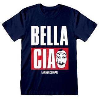 La Casa De Papel - Papírový dům: Jumbo Bella Ciao - tričko