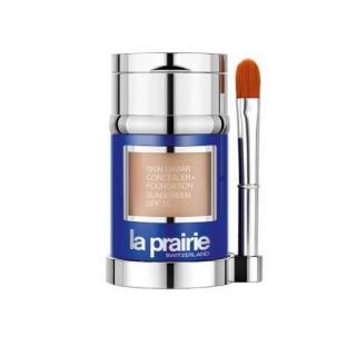 La Prairie Luxusní tekutý make-up s korektorem SPF 15  30 ml   2 g Creme Peche dámské
