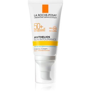 La Roche-Posay Anthelios Sun Intolerance zklidňující ochranný krém pro velmi citlivou a intolerantní pleť SPF 50  50 ml dámské 50 ml
