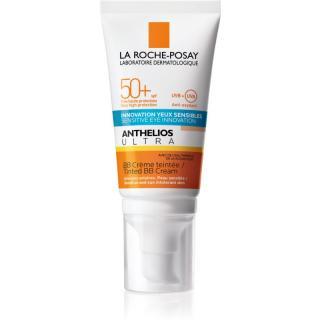 La Roche-Posay Anthelios Ultra tónovací BB krém pro citlivou a intolerantní pleť SPF 50  50 ml dámské 50 ml