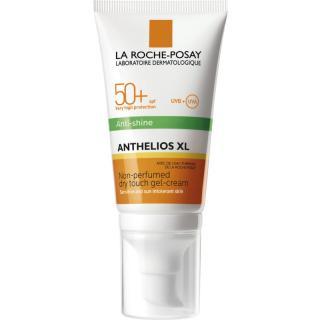 La Roche-Posay Anthelios XL zmatňující gel-krém bez parfemace SPF 50  50 ml dámské 50 ml
