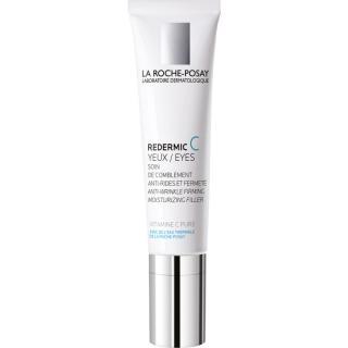La Roche-Posay Pure Vitamin C10 oční protivráskový krém pro citlivou pleť 15 ml dámské 15 ml
