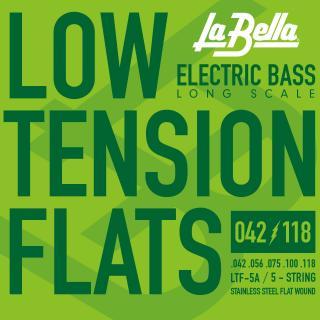 LaBella LTF-5A Low Tension Flexible Flats