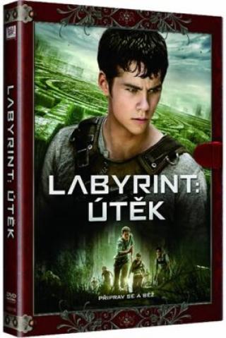 Labyrint: Útěk DVD - DVD