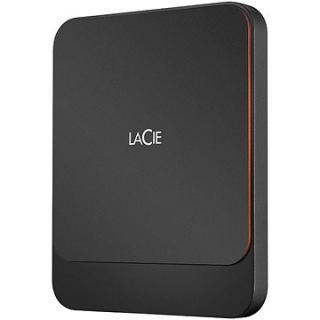 Lacie Portable SSD 2TB, černý