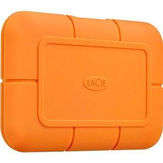 Lacie Rugged SSD 500GB, oranžový