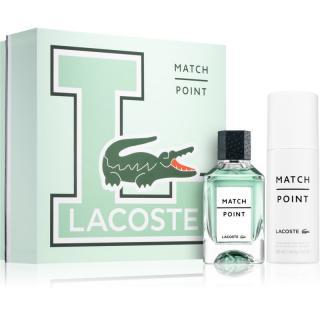 Lacoste Match Point dárková sada I. pánské