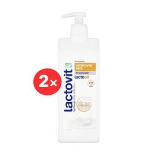 LACTOVIT Lactooil Intenzivní péče 2 × 400 ml