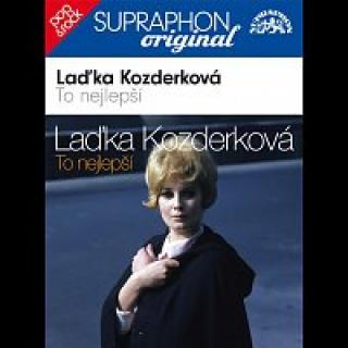 Laďka Kozderková – To nejlepší / Supraphon - Original CD
