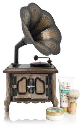 Lady Cotton Pánská sada kosmetiky na holení Gramofon