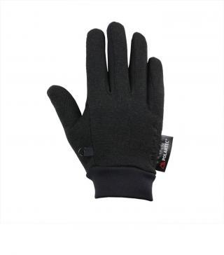 Lafuma  Vars XL, černá Dámské rukavice XL