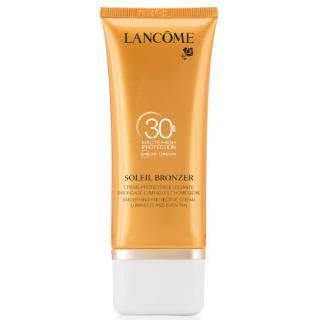 Lancôme Vyhlazující ochranný krém SPF 30 Soleil Bronzer  50 ml dámské