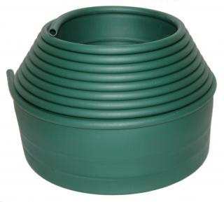 Lanit Plast Zahradní obrubník GARDEN DIAMOND JUNIOR 6 m, zelený