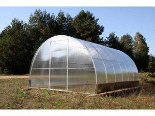 Lanit Plast Zahradní skleník Lanitplast VOLHA 3,3 x 4 m, 4 mm