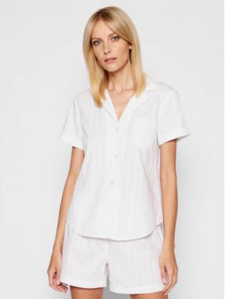 Lauren Ralph Lauren Pyžamo ILN12180 Bílá dámské XS