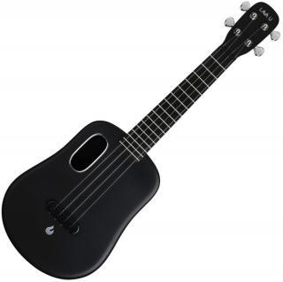 Lava Music Acoustic Koncertní ukulele Černá Black Concert Ukulele