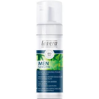 Lavera Jemná pěna na holení pro muže Men Sensitiv  150 ml