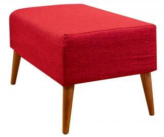 Lavička Libre Red Červená