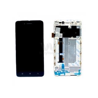 LCD display, dotyková deska a rámeček pro Lenovo S90 Black