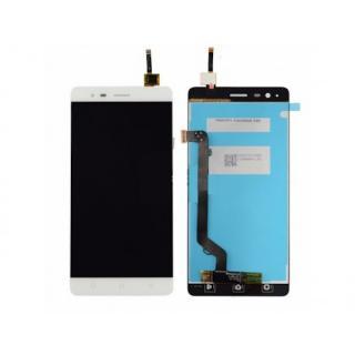 LCD display   dotyková deska pro Lenovo K5 Note White