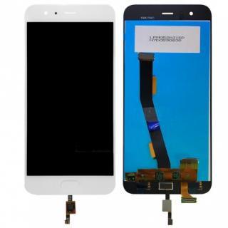 LCD display   dotyková deska pro Xiaomi Mi6 OEM, white