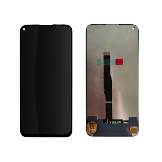 LCD   dotyk   přední kryt   baterie pro Huawei P40 Lite 5G, silver