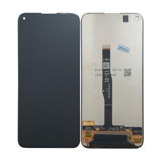 LCD   dotyk   přední kryt   baterie pro Huawei P40 Lite 5G, zelená