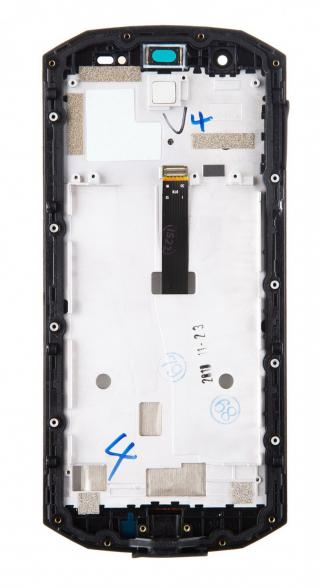 LCD   dotyk   přední kryt pro Doogee S70 Lite, black